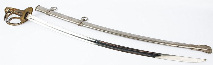 RARE MODEL 1840 CAVALRY SABER SMITH CRANE & CO NY