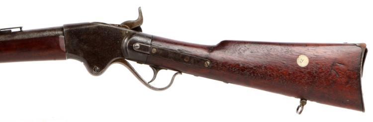 BURNSIDE MODEL 1865 SPENCER REPEATING RIFLE