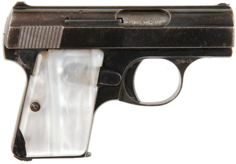 FN MODEL 1906 BABY BROWNING 25 ACP PISTOL