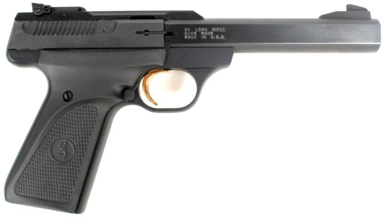 BROWNING BUCK MARK 22 LR PISTOL