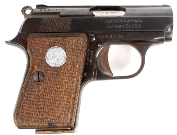 JUNIOR COLT PISTOL 22 SHORT