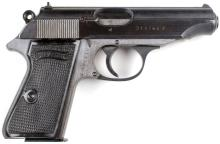 WWII GERMAN WALTHER MOD PP 7.65mm PISTOL