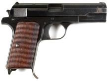 WWII GERMAN CONTRACT HUNGARIAN FEG MODEL 37