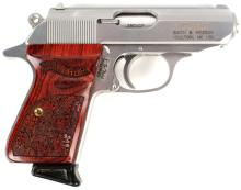 WALTHER PPK/S-1 .380 ACP PISTOL