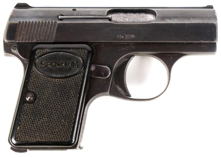 FN BABY BROWNING 25 ACP PISTOL