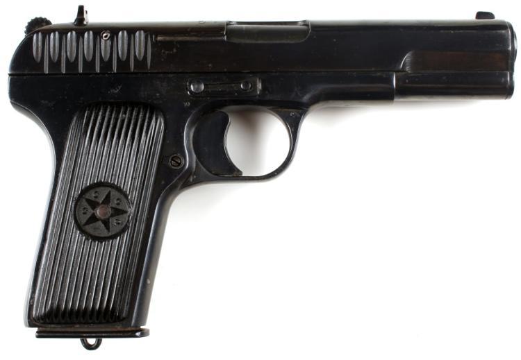 WWII SOVIET TT-33 TOKAREV PISTOL NO IMPORT MARKS