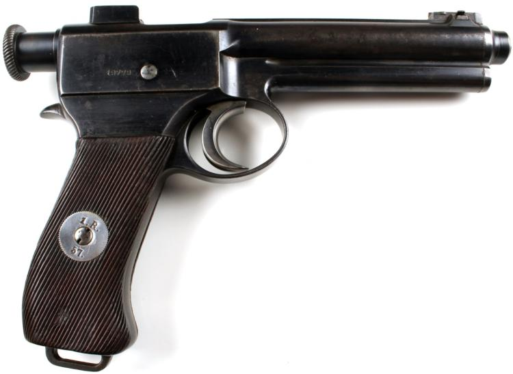 ROTH-STEYR MODEL 1907 8MM PISTOL