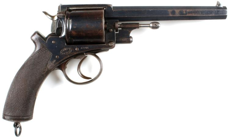 ADAMS PATENT REVOLVER MARK III MODEL OF 1872