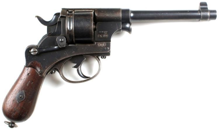 DUTCH HEMBRUG MODEL 1873 REVOLVER