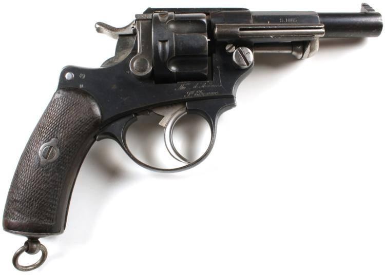 FRENCH MODEL 1874 REVOLVER ST ETIENNE