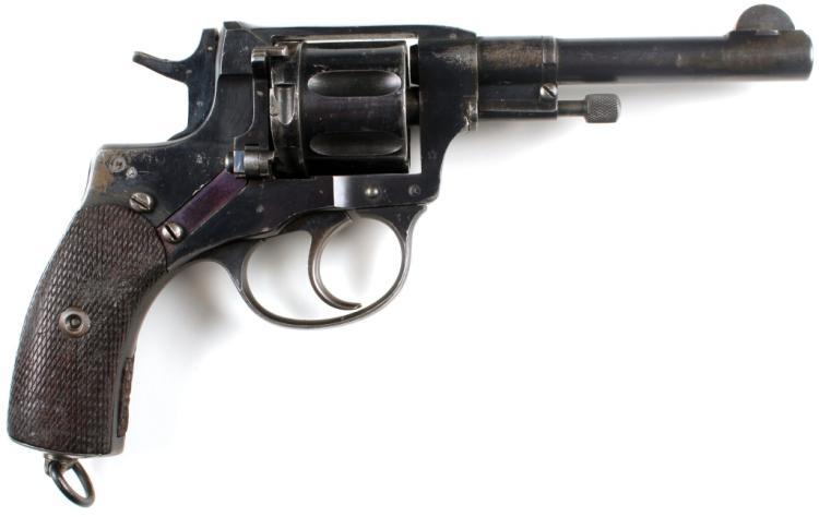 RUSSIAN MODEL 1895 NAGANT REVOLVER TULA ARSENAL