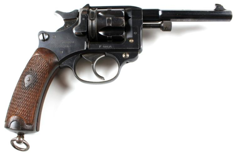 FRENCH MODEL 1892 REVOLVER ST ETIENNE ARMORY