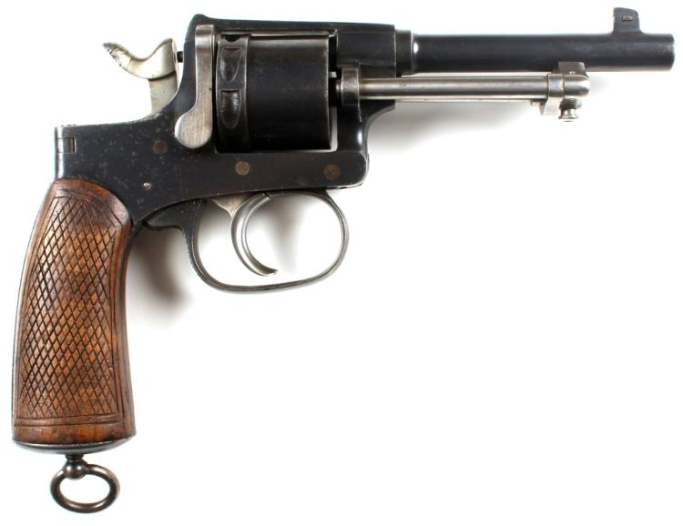 ASTRO-HUNGARIAN RAST & GASSER M1898 REVOLVER