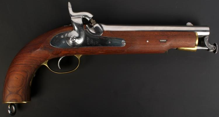 UNMARKED REPRODUCTION PERCUSSION PISTOL