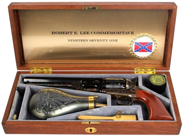 COLT ROBERT E LEE COMMEMORATIVE 1851 NAVY REVOLVER