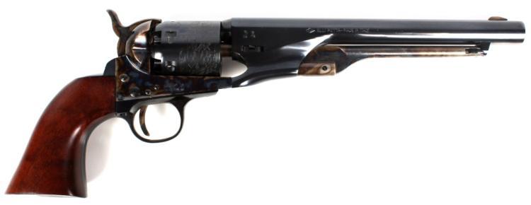 F. LLI PIETTA M1861 COLT NAVY 36 CAL REVOLVER