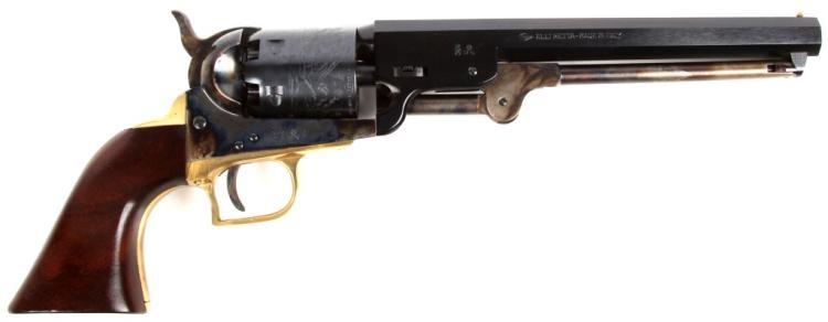 F. LLI PIETTA 1851 COLT 36 CAL NAVY REVOLVER
