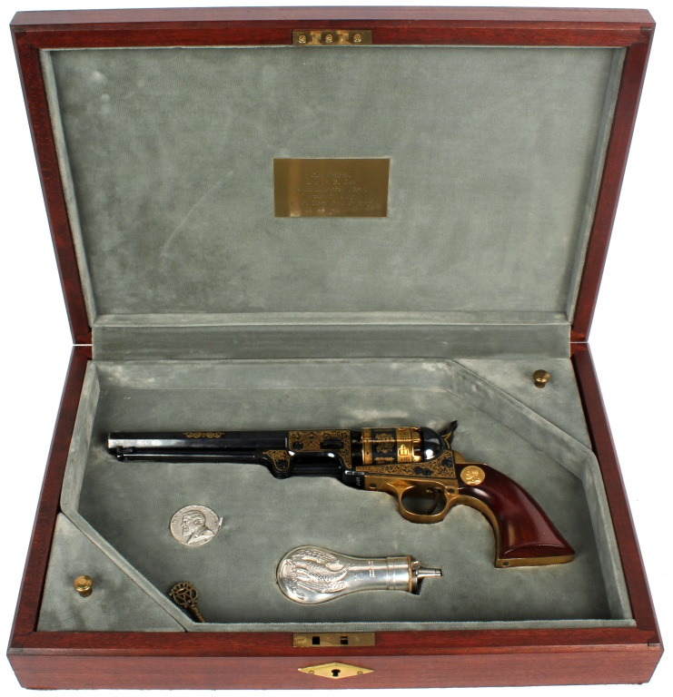 US HISTORICAL SOCIETY ROBERT E. LEE REVOLVER