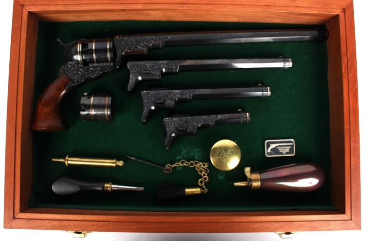 PATENT ARMS MG COLT PATERSON REPRODUCTION SET
