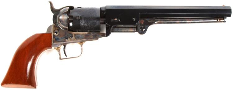 2ND GENERATION COLT 1851 NAVY 36 CAL REVOLVER