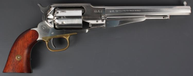 LLI PIETTA 1863 REMINGTON 44 CAL NEW ARMY REVOLVER
