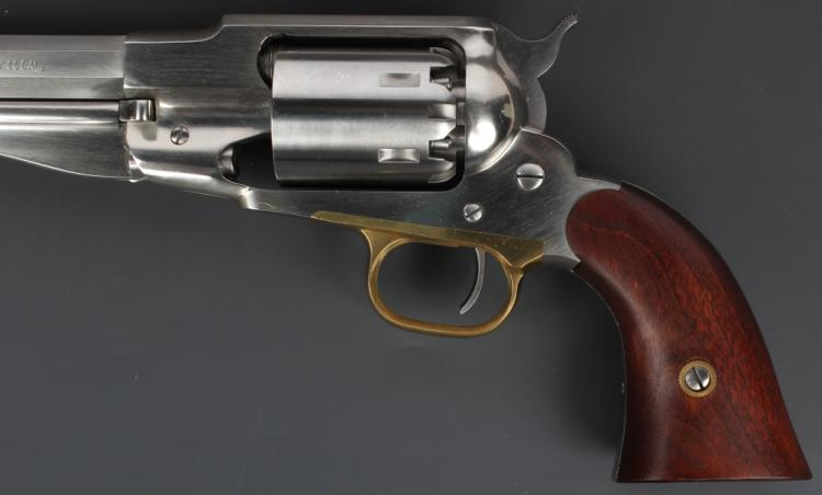 lli pietta 1863 remington 44 cal new army revolver