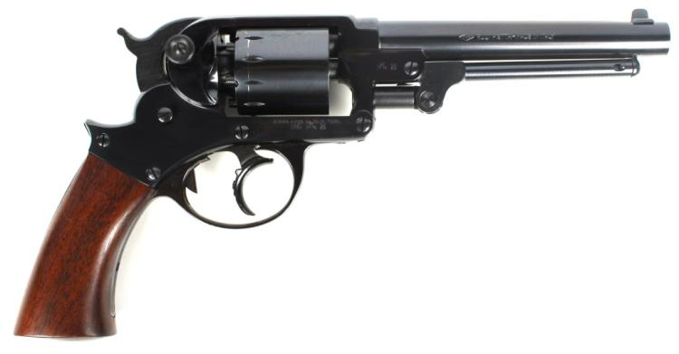 LLI PIETTA STARR 1858 ARMY DOUBLE ACTION  REVOLVER