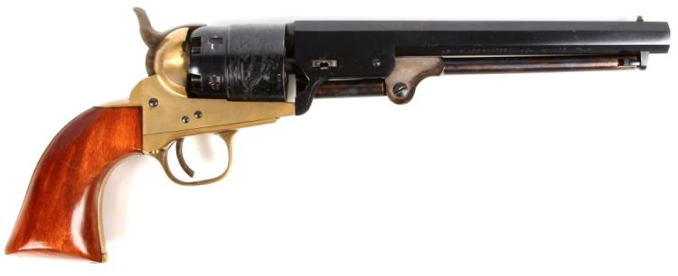 F. LLI PIETTA 1851 COLT 44 CAL NAVY REVOLVER