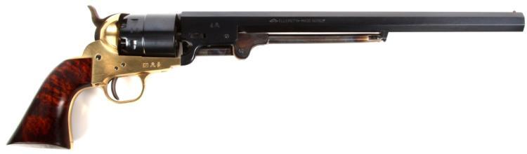 PIETTA 1851 COLT 44 CAL REVOLVER 12 INCH BARREL