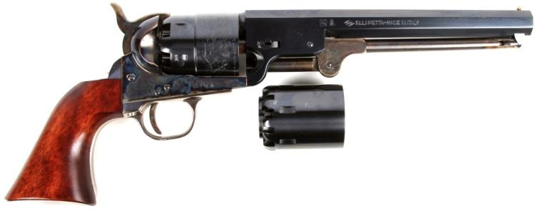 PIETTA 1851 COLT NAVY REVOLVER W/ CONVERSION