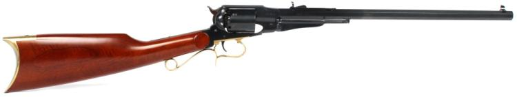 UBERTI 44 CALIBER PERCUSSION REVOLVER CARBINE
