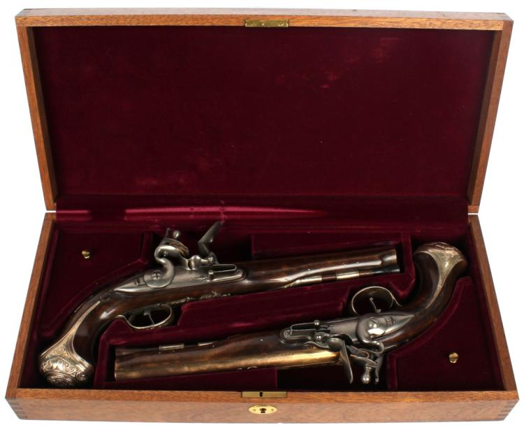 US HISTORICAL SOCIETY GEORGE WASHINGTON PISTOLS