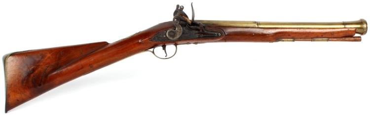 TAYLOR OF LONDON FLINTLOCK BLUNDERBUSS