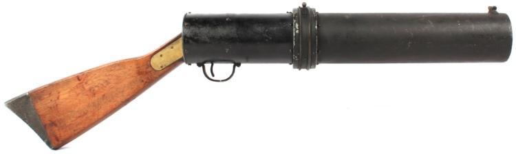 WWII US NAVAL SIGNAL LIGHT GUN Model 9-S-4240-L