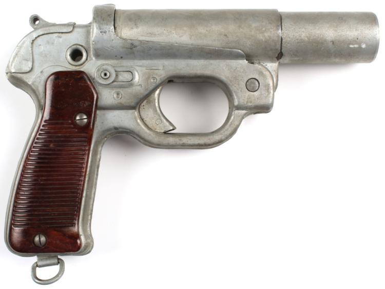 WWII GERMAN M42 FLARE PISTOL