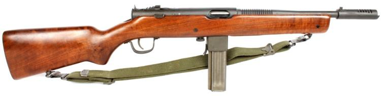 H&R REISING MODEL 50 .45 ACP SUBMACHINE GUN
