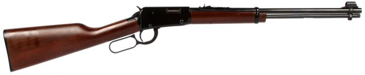 HENRY LEVER ACTION .22 CALIBER RIFLE