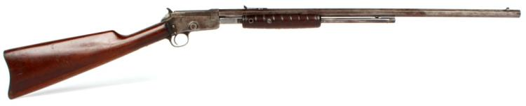 MARLIN MODEL 20-A .22 PUMP RIFLE .22 S-L-LR