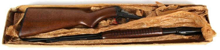 WINCHESTER MODEL 61 PUMP ACTION .22 S-L-LR IN BOX