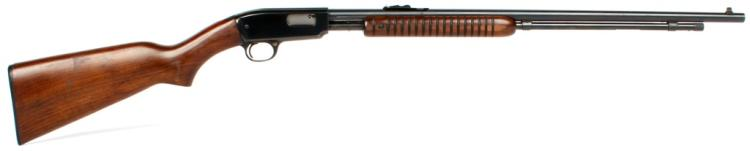 WINCHESTER MODEL 61 .22 MAGNUM PUMP RIFLE