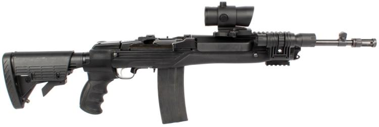 RUGER MINI 14 RANCH RIFLE TACTICAL