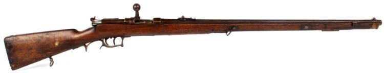 FRANCO-PRUSSIAN WAR DREYSE MODEL 65 NEEDLE GUN