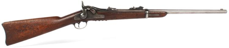 INDIAN USED US SPRINGFIELD MODEL 1873 CARBINE