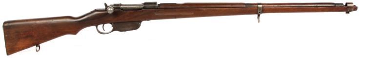 DUTCH MANNLICHER STEYR M95 RIFLE 1903 NO BARREL