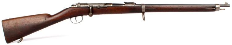 URUGUAY MAUSER GEWEHR MODEL 1871 RIFLE