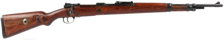 WWII GERMAN GUSTLOFF K98 RIFLE SOVIET CAPTURE