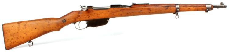 HUNGARIAN BUDAPEST M95 MANNLICHER CARBINE