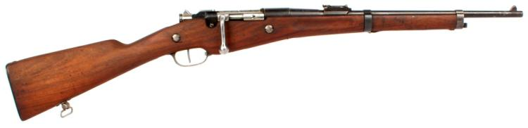 1893 FRENCH MLE 1892 BERTHIER CARBINE ST ETIENNE