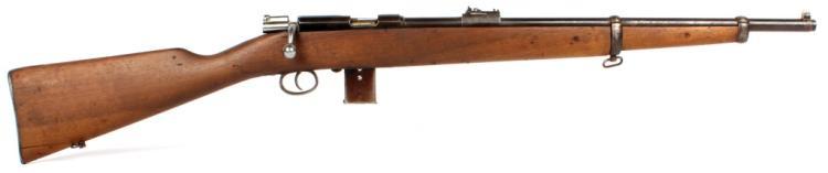 SPANISH DESTROYER CARBINE 9mm BERGMANN