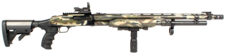 MOSSBERG MODEL 835 ULTI-MAG SHOTGUN TACTICAL